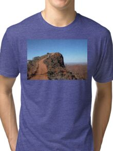 End of the road Tri-blend T-Shirt