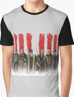 the hateful eight characters Graphic T-Shirt