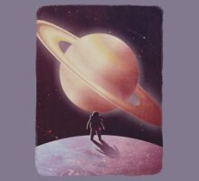 A View From Enceladus Kids Tee