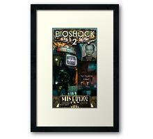 Bioshock 2 : Miverva's Den  Framed Print