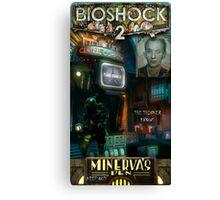Bioshock 2 : Miverva's Den  Canvas Print