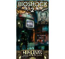 Bioshock 2 : Miverva's Den  Photographic Print