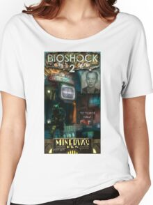 Bioshock 2 : Miverva's Den  Women's Relaxed Fit T-Shirt