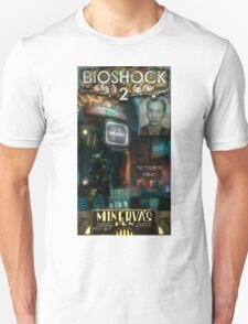 Bioshock 2 : Miverva's Den  T-Shirt