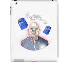 Doctor Who - Ood iPad Case/Skin