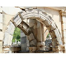 The Gate of Mazeus and Mythridates Photographic Print