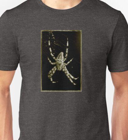 Old Creepy Spider Unisex T-Shirt