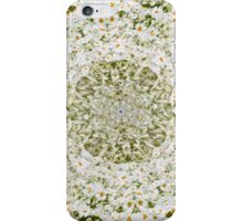 Daisy Mandala  iPhone Case/Skin