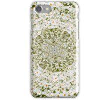 Daisy Mandala  iPhone Case/Skin