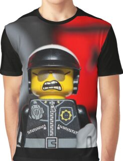 License and Registration! Graphic T-Shirt
