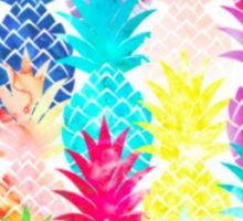 Pineapple Turtle Sticker