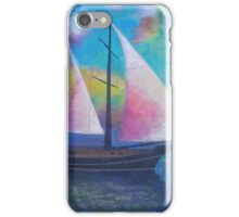 Happy Father's Day (Bodrum Gulet Cruise) iPhone Case/Skin