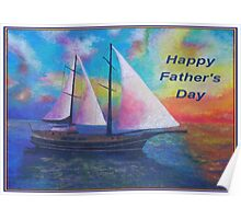 Happy Father's Day (Bodrum Gulet Cruise) Poster