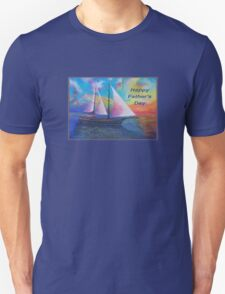 Happy Father's Day (Bodrum Gulet Cruise) T-Shirt