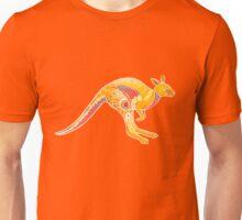 Mandala Kangaroo Unisex T-Shirt