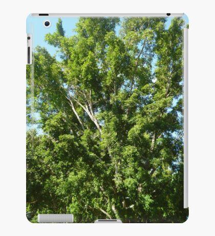 exploding tree iPad Case/Skin