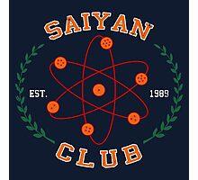 Saiyan Club Photographic Print