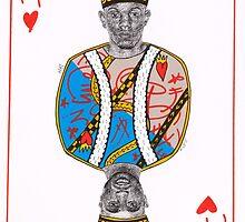 King of Hearts by Mariana Mello