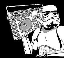 Ghetto Star Wars by HogarthArts