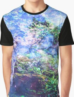 Tranquility Falls Graphic T-Shirt