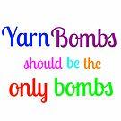 Yarn Bombs! by ginamitch