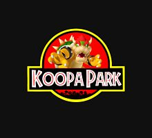 Koopa Park (Jurassic Park) Bowser Mario Unisex T-Shirt