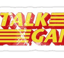 We Talk Games VPM Distressed Sticker