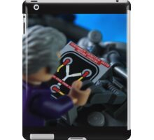 How the TARDIS Really Works iPad Case/Skin