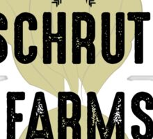 Schrute Farms Beet Co.- The Office Sticker