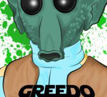 Greedo Shot Last Sticker