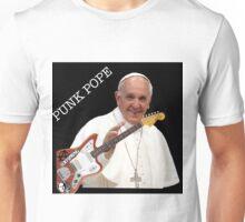 Punk Pope Unisex T-Shirt