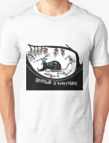 Attitude is everything (collaboration) T-Shirt