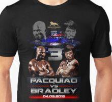 pacquiao vs bradley Unisex T-Shirt