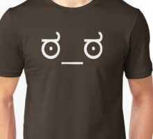 Lenny Look Of Disapproval Unisex T-Shirt