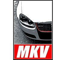 VW Golf MKV Golf 5 GTI Photographic Print