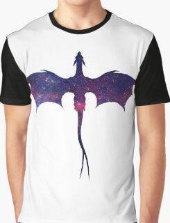 Skyrim - Soar Up High Graphic T-Shirt