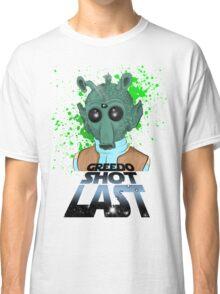 Greedo Shot Last Classic T-Shirt