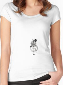 Alice  Women's Fitted Scoop T-Shirt