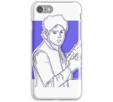 Michael Clifford as Han Solo iPhone Case/Skin