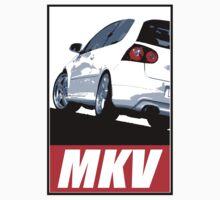 VW Golf MKV Golf 5 GTI Kids Tee