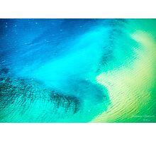 Reef  Photographic Print