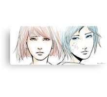 Pricefield - Life is Strange Canvas Print