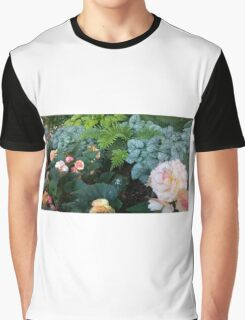 Flowers at Volunteer Park. Graphic T-Shirt