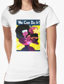 """We"" Can Do it! // Garnet Steven Universe Poster Womens Fitted T-Shirt"