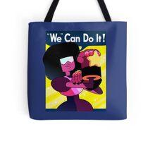 """We"" Can Do it! // Garnet Steven Universe Poster Tote Bag"