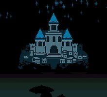 Undertale: Castle by Existential-Ant
