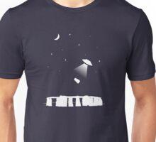 Stonehenge UFO Unisex T-Shirt