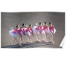 Clockwork Ballerinas Poster