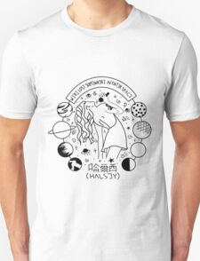 Halsey \\ Lost Somewhere In Outer space T-Shirt