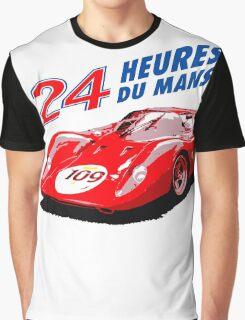 classic racing Graphic T-Shirt